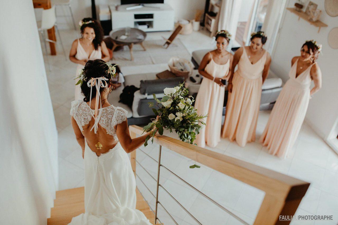 reportage de mariage ile de la Réunion
